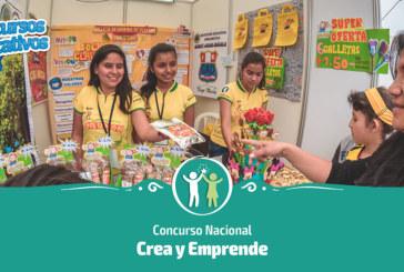 CONVOCATORIA – CONCURSO NACIONAL CREA Y EMPRENDE 2017