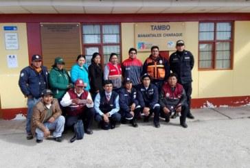 TOMAR ACCIONES FRENTE A BAJAS TEMPERATURAS