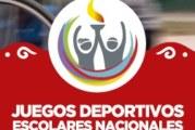CRONOGRAMA ETAPA PROVINCIAL CHUCUITO JULI – JUEGOS DEPORTIVOS ESCOLARES NACIONALES 2018