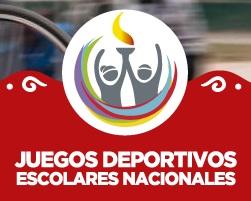 JUEGOS DEPORTIVOS ESCOLARES NACIONALES 2018 – CRONOGRAMA DE LA ETAPA DISTRITAL – JULI