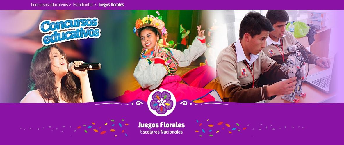 ASISTENCIA TÉCNICA Y COORDINACIÓN JUEGOS FLORALES (12 de julio)
