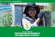 CONCURSO: CONSTRUYENDO UN DESARROLLO SOSTENIBLE DESDE LA ESCUELA 2017