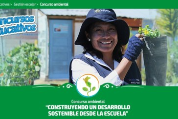 COMUNICADO: CONCURSO EDUCATIVO AMBIENTAL