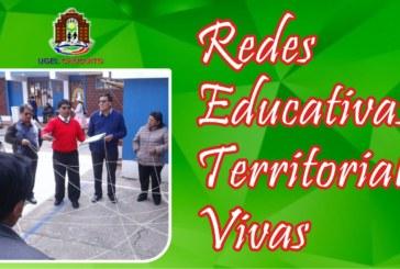 CONVOCATORIA A TALLER DE FORTALECIMIENTO DE REDES EDUCATIVAS