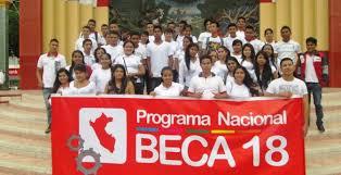 CONCURSO BECA 18 – CONVOCATORIA 2019
