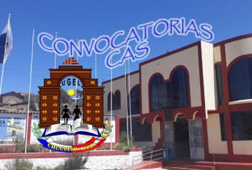 SEGUNDA CONVOCATORIA DEL PROCESO DE CONTRATACIÓN CAS – INTERVENCIONES PP 0090 EBR 2019. RVM Nº 030-2019-MINEDU