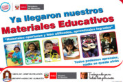 DISTRIBUCIÓN DE MATERIAL EDUCATIVO POR EL BUEN INICIO DEL AÑO ESCOLAR 2020