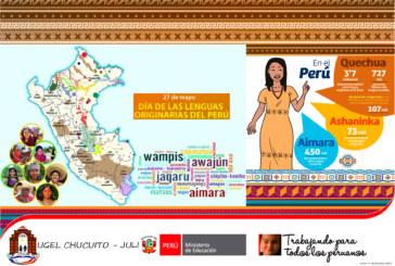 27 DE MAYO – DÍA DE LAS LENGUAS ORIGINARIAS DEL PERÚ.