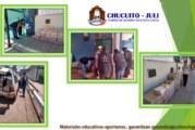 Entrega de Materiales Educativos -2020