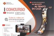 """I  Concurso de Video Virtual """"Así aprovecho mi tiempo en casa"""""""