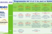 PROGRAMACIÓN DE RADIO 13 AL 17 DE ABRIL EN LENGUA ORIGINARIA (AYMARA)