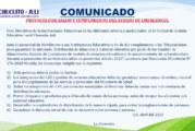 CUMPLIMIENTO DE PROTOCOLO  DE SALUD Y ESTADO DE AISLAMIENTO SOCIAL.