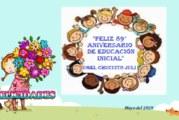 EDUCACIÓN INICIAL 89 AÑOS AL SERVICIO DE NUESTROS NIÑOS