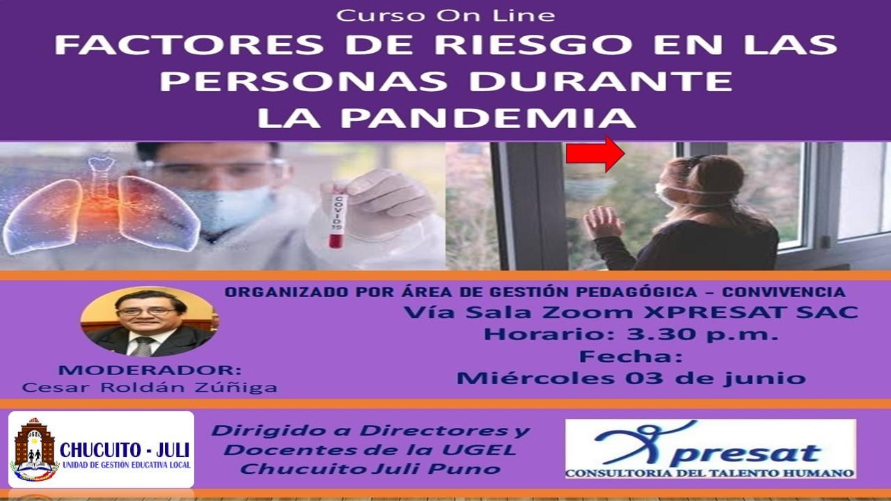 EVENTO IMPORTANTE DIRIGIDO A DIRECTIVOS Y DOCENTES