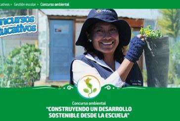 COMUNICADO: CONCURSO EDUCATIVO AMBIENTAL