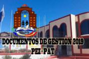 INSTRUMENTOS DE GESTIÓN EDUCATIVA 2019