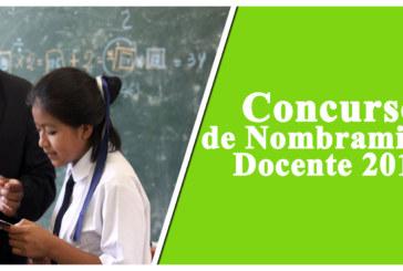 COMUNICADO CONCURSO DE INGRESO A LA CARRERA PÚBLICA MAGISTERIAL – I.E.S.T.I. «PERÚ BIRF» – JULI