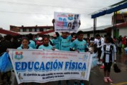 ACTIVIDADES POR EL MES DE LA EDUCACIÓN FÍSICA