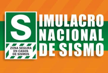 I SIMULACRO DE SISMO