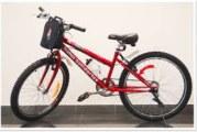 Entrega de bicicletas de Rutas Solidarias