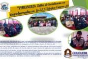 Mejoramiento de servicios educativos en I.E.S